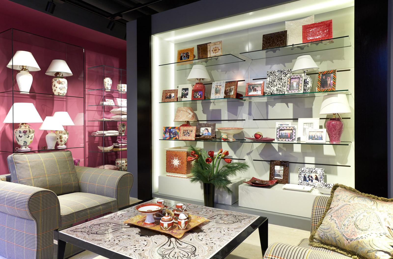 Монобрендовый бутик ETRO Home появился в Петровском Пассаже f9ae30a153689