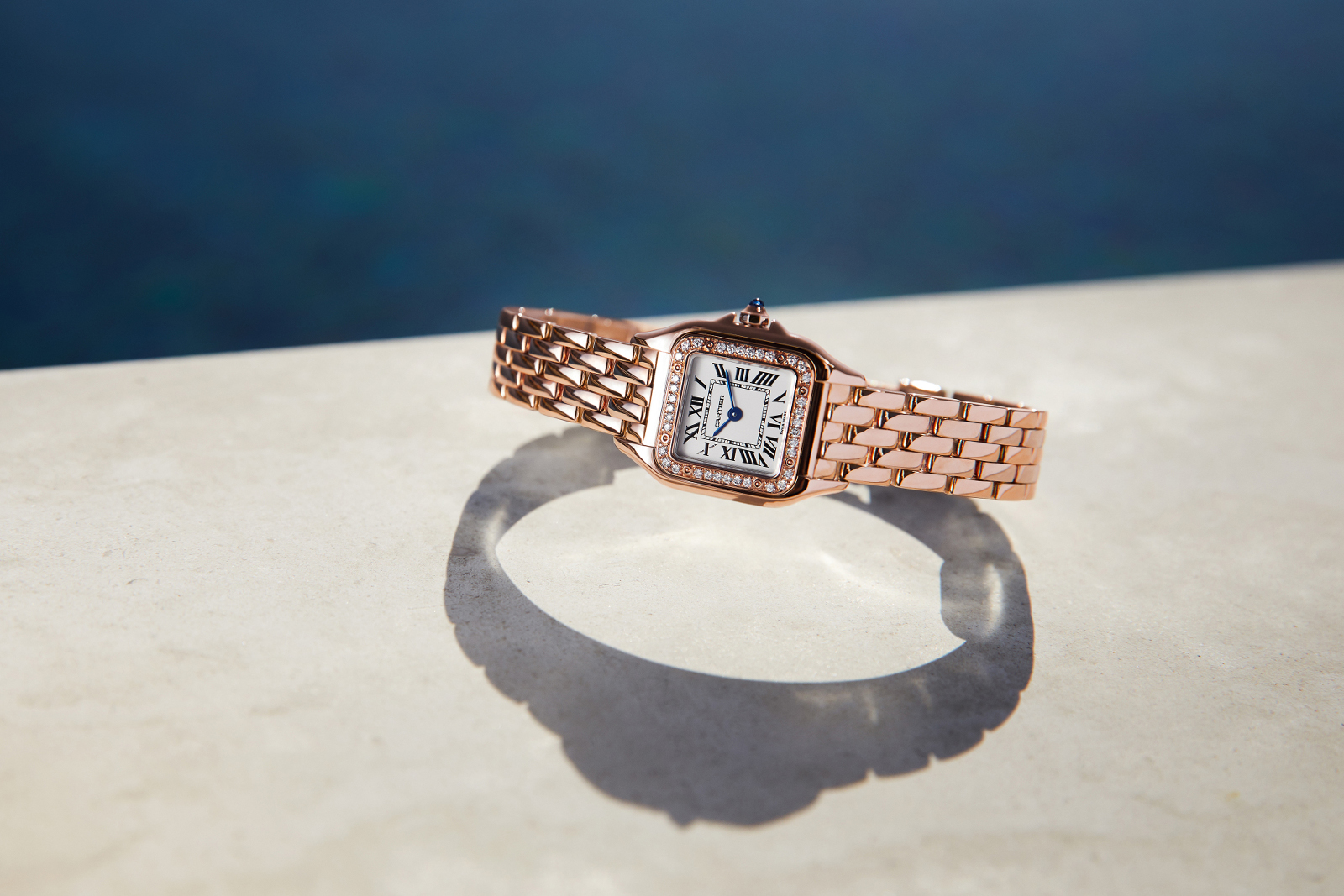 New Models Of Watches From Panthere De Cartier Collection
