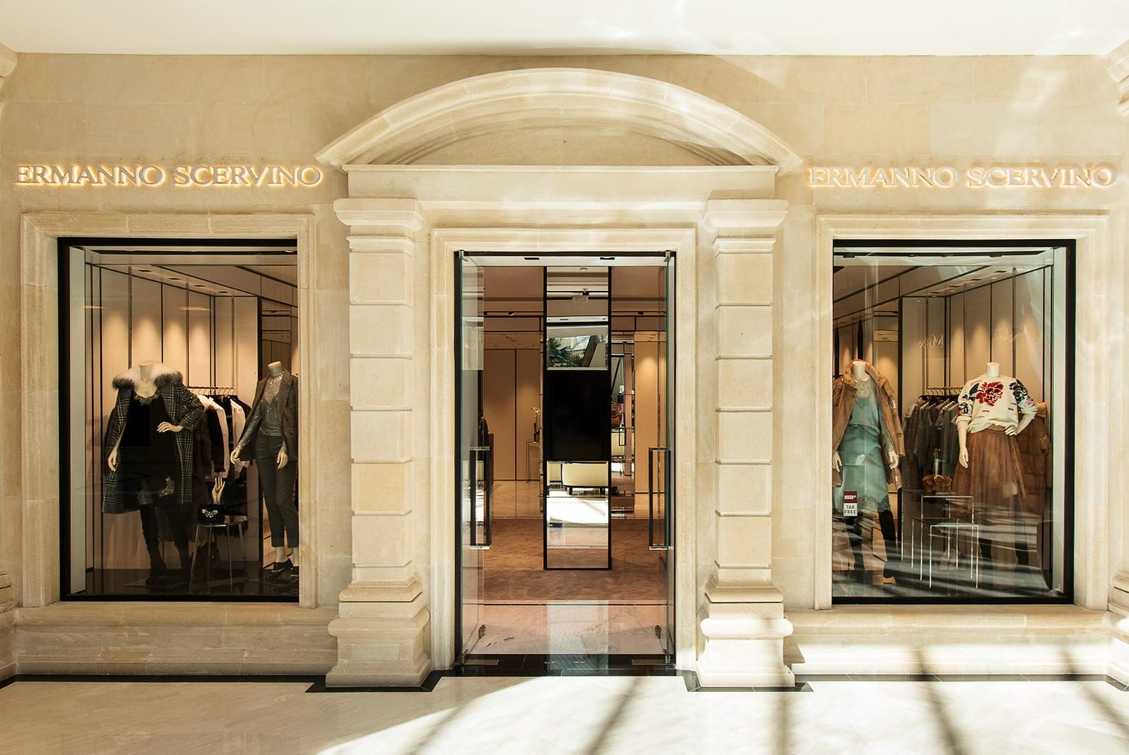 Открытие нового магазина Ermanno Scervino в Крокус Сити Молл e3927b0fa50