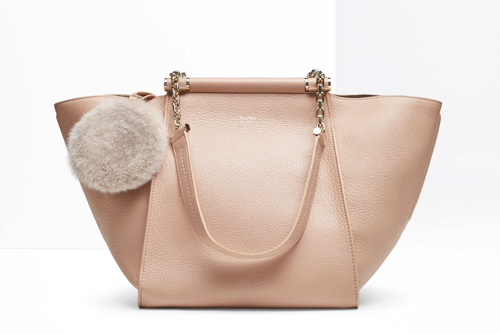 7c8a1424f316 Эксклюзивно для Bosco di Ciliegi: новая сумка Max Mara