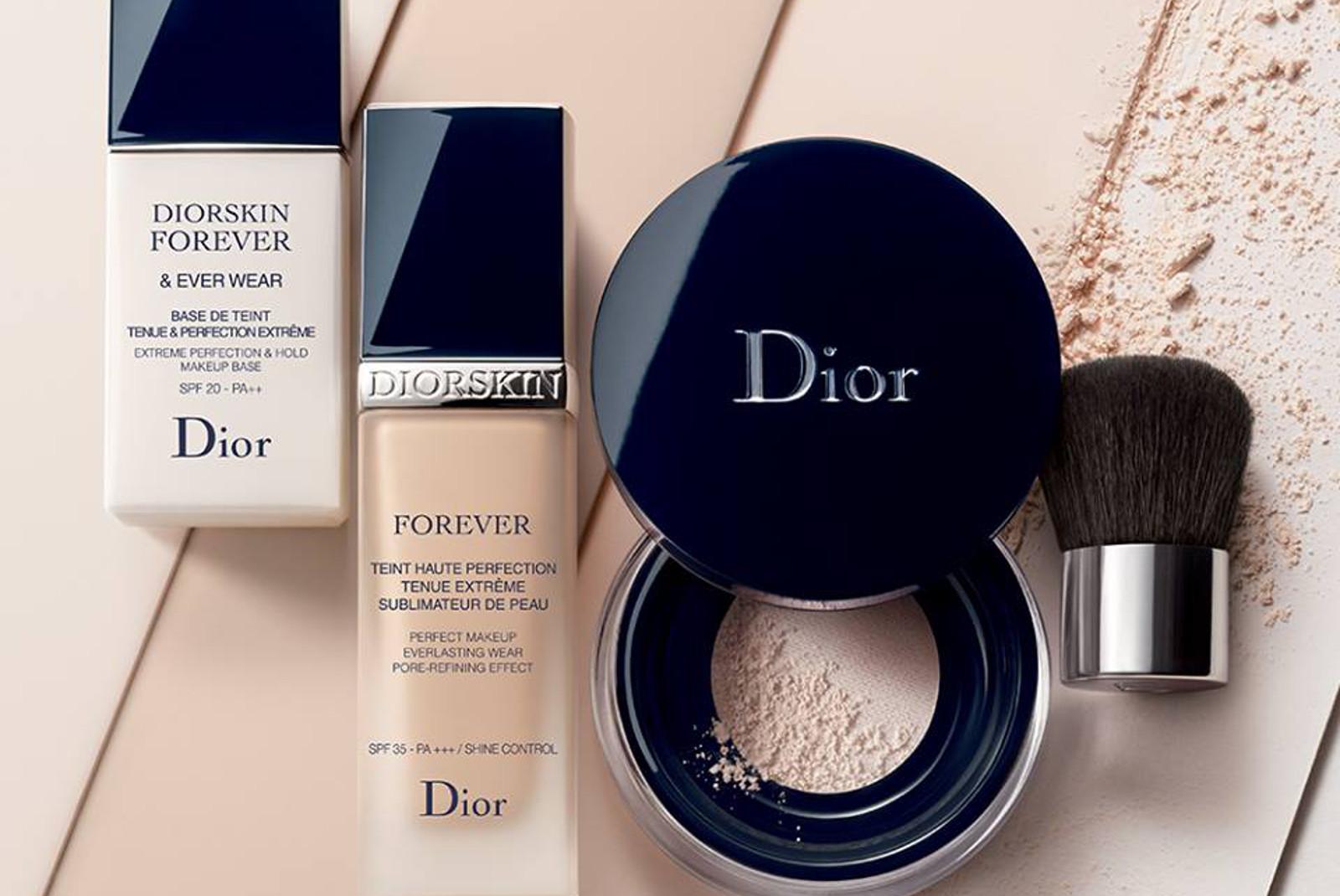 e49ffe583cc47 Beauty Days at Dior Institut in GUM