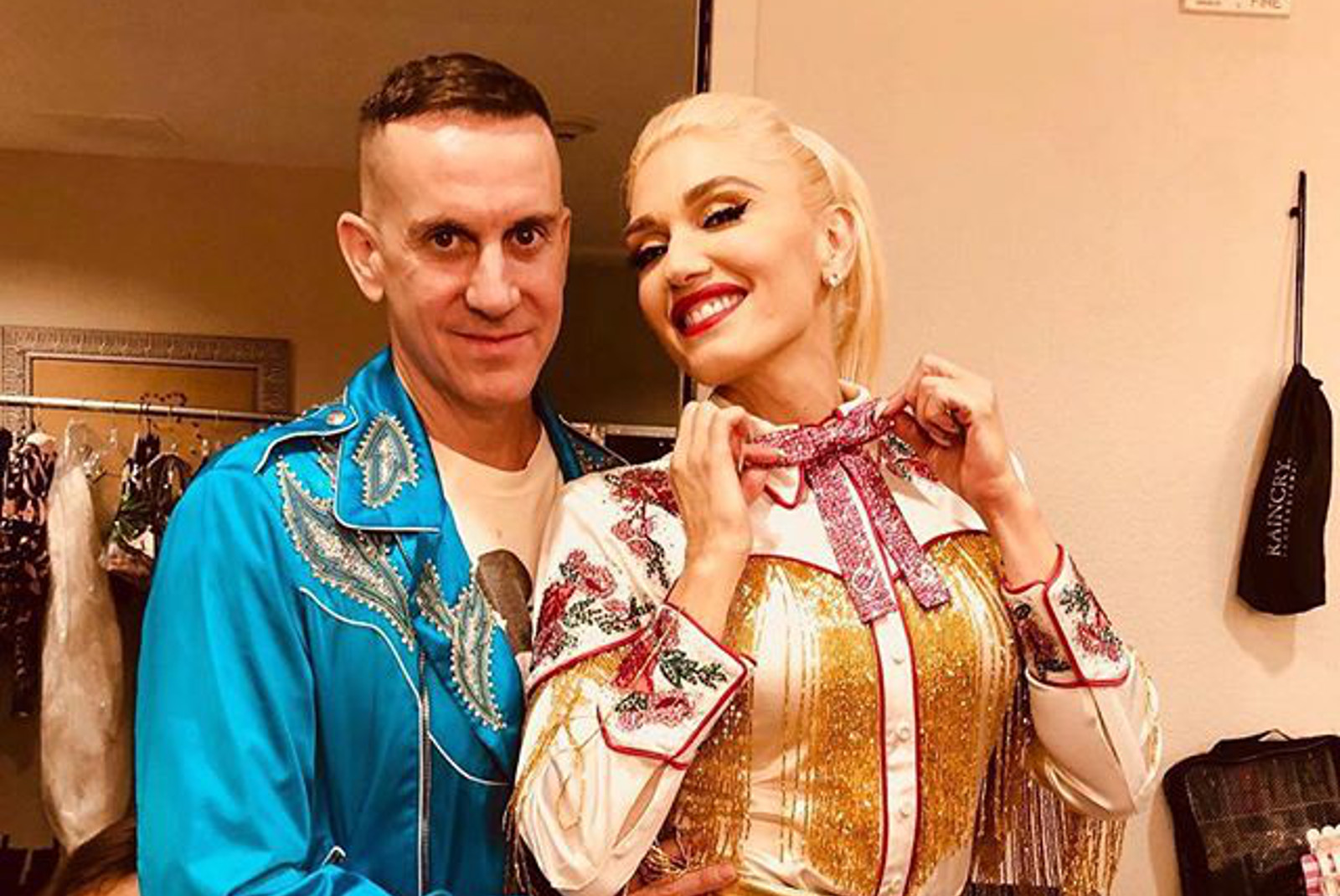 3d42c44b544 Together forever  Gwen Stefani   Moschino