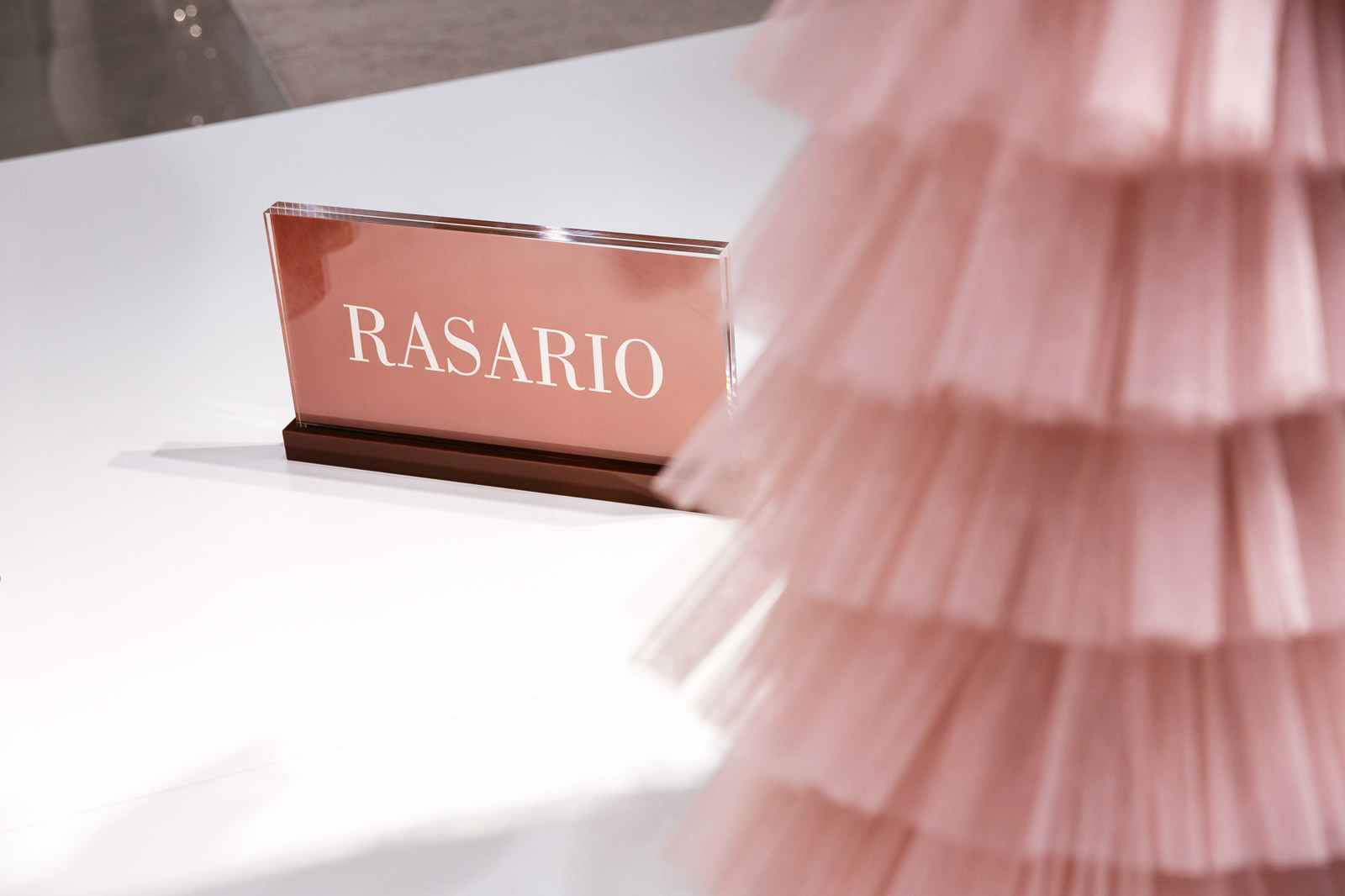 Smolensky Passage hosted the show of RASARIO brand within BOSCO DI ...