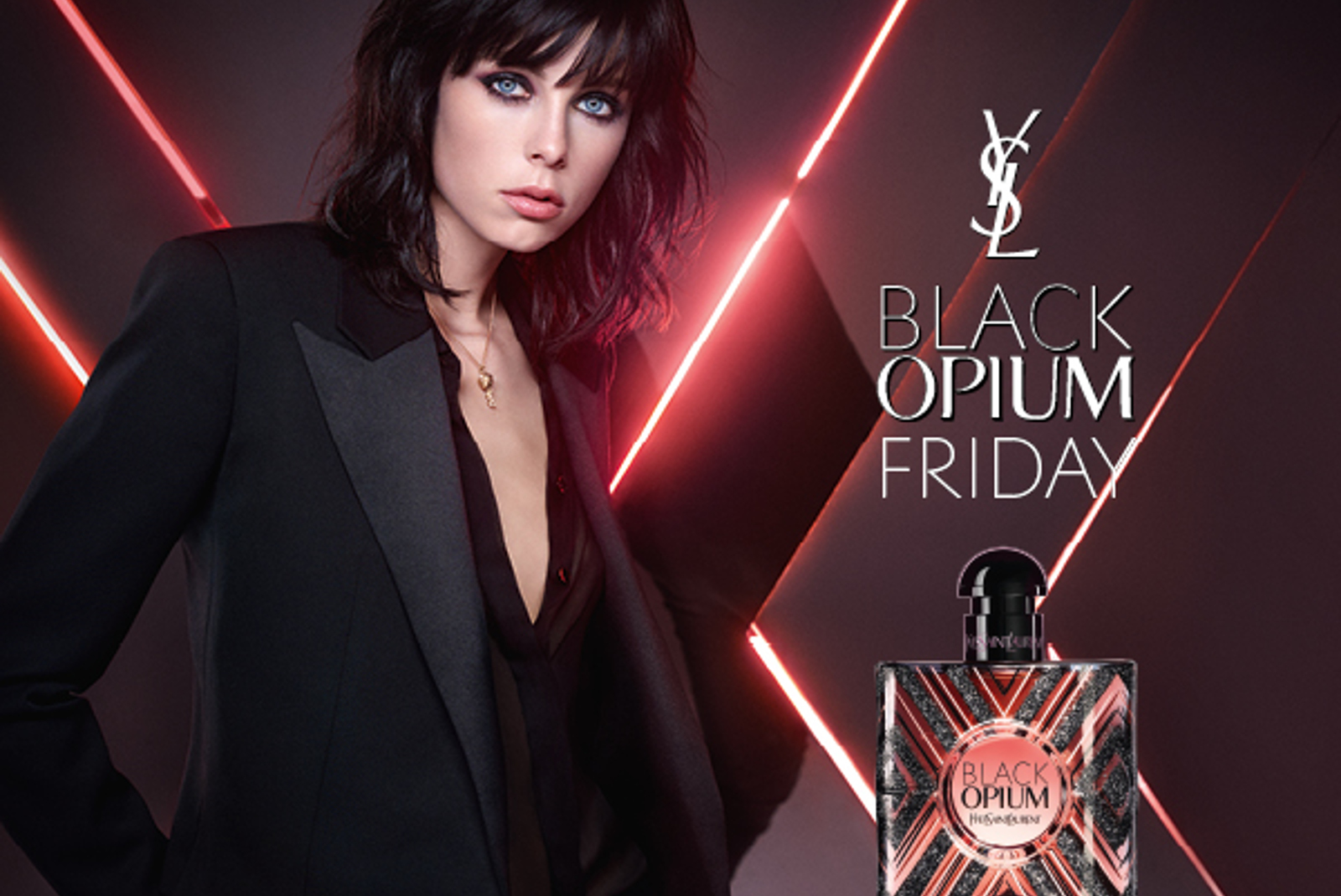 Аромат Yves Saint Laurent  Black Opium в ARTICOLI by BOSCO