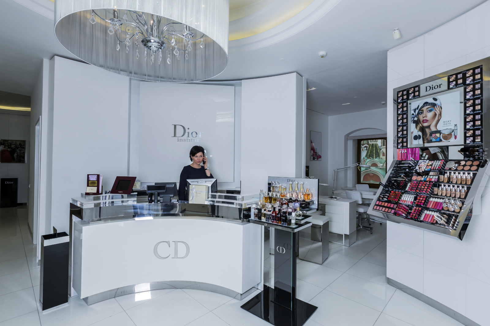 d57ae80695 Beauty Days in Dior Institut