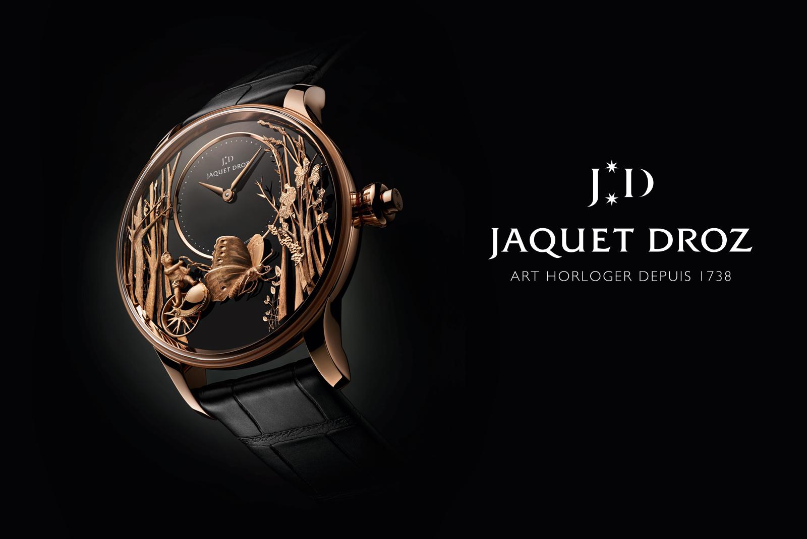 a4a4fa8f4965 Jaquet Droz  аллегория любви