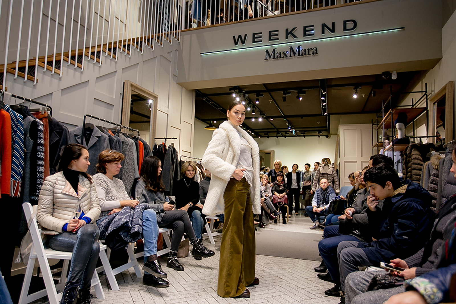 Транк-шоу в Weekend MaxMara в Петербурге