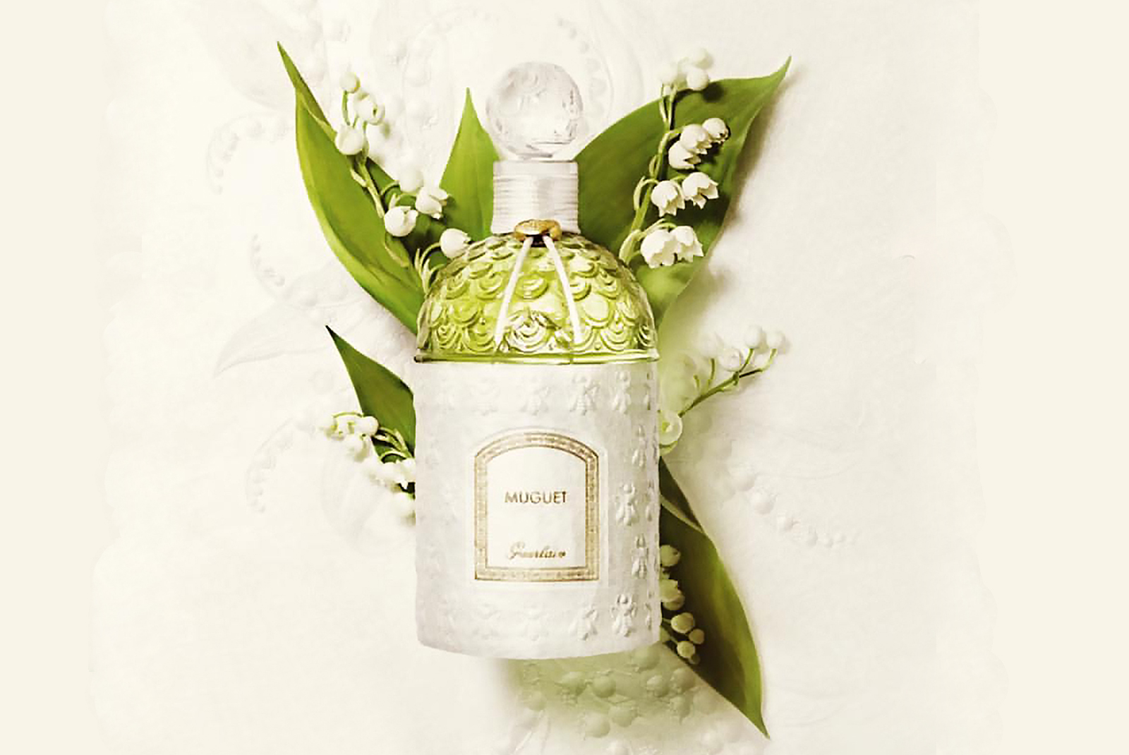 dbf755633 Fragrance from the Exclusive Le Muguet Guerlain Collection