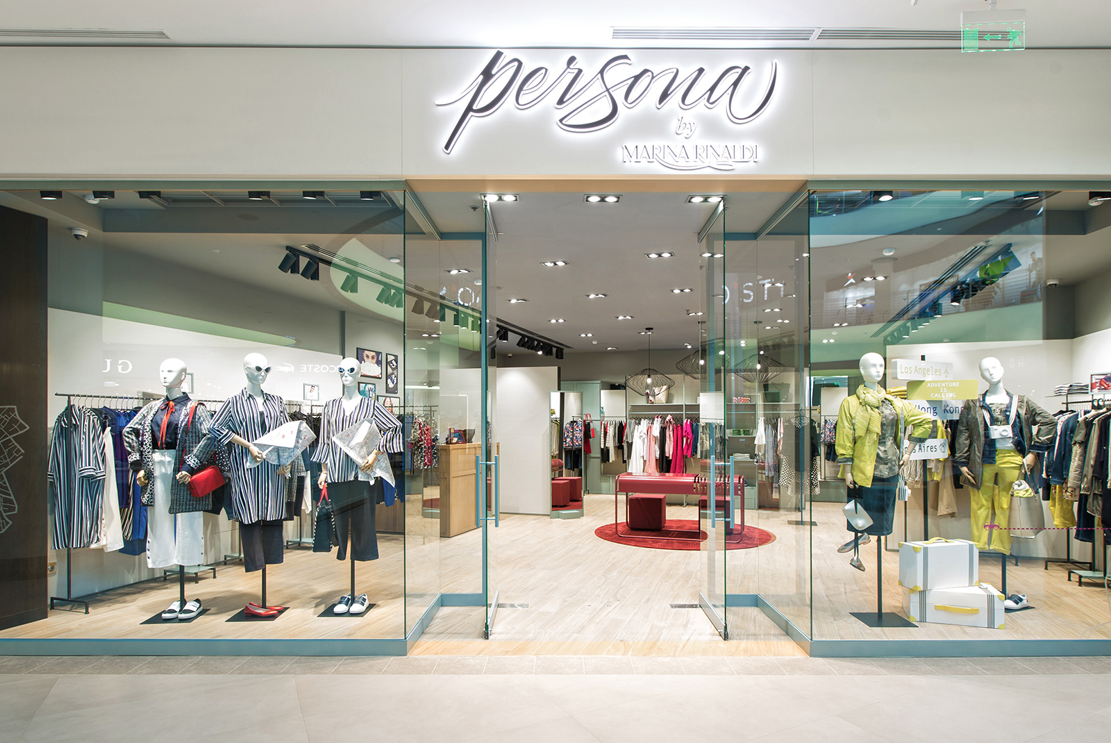 Новый магазин Persona by Marina Rinaldi bbb3e05044e2f