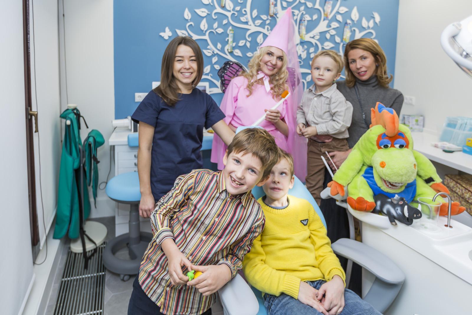 fe68d678945d8 Увлекательная стоматология: День зубной феи в BOSCO Clinica