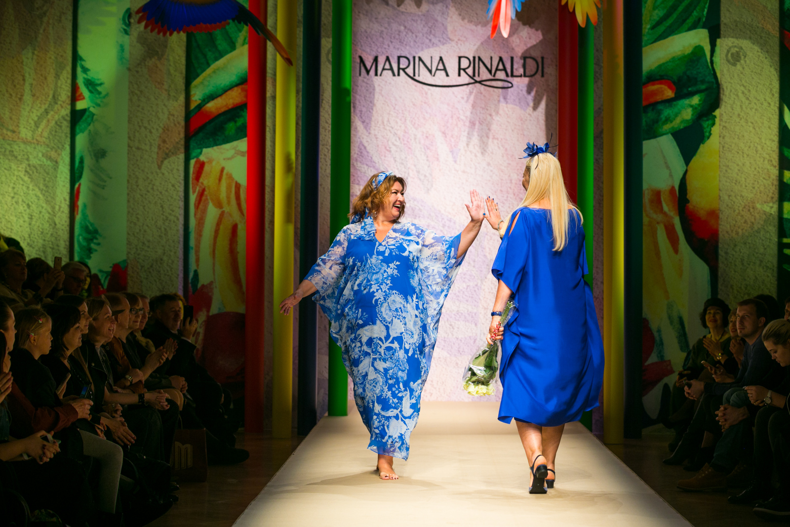 BOSCOSFASHIONWEEK  a trip for three seas with Marina Rinaldi 1b237ea0e8d