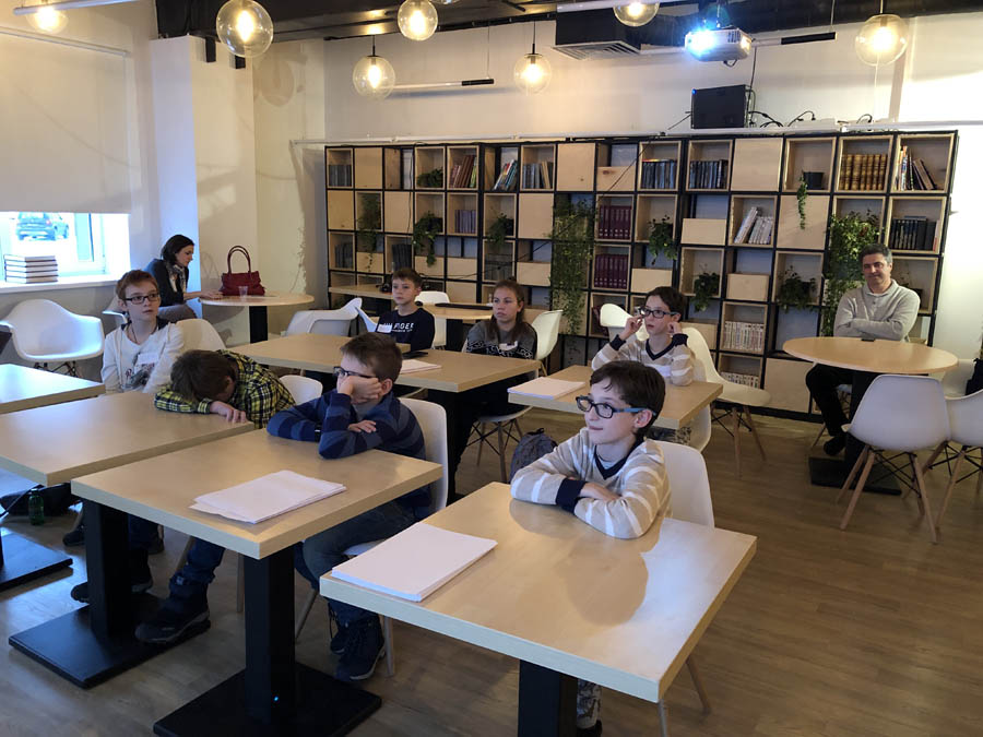 Launch of KidsDevelop Courses at GUM