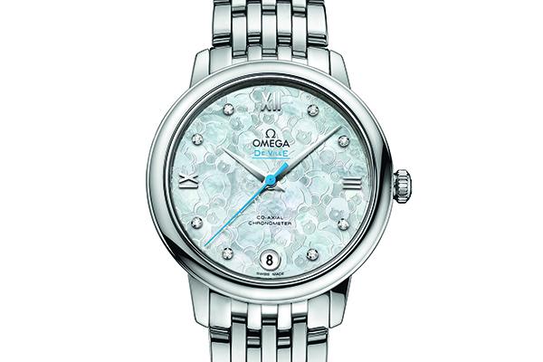 5b834582 Часы Omega De Ville Prestige в Sublime by BOSCO